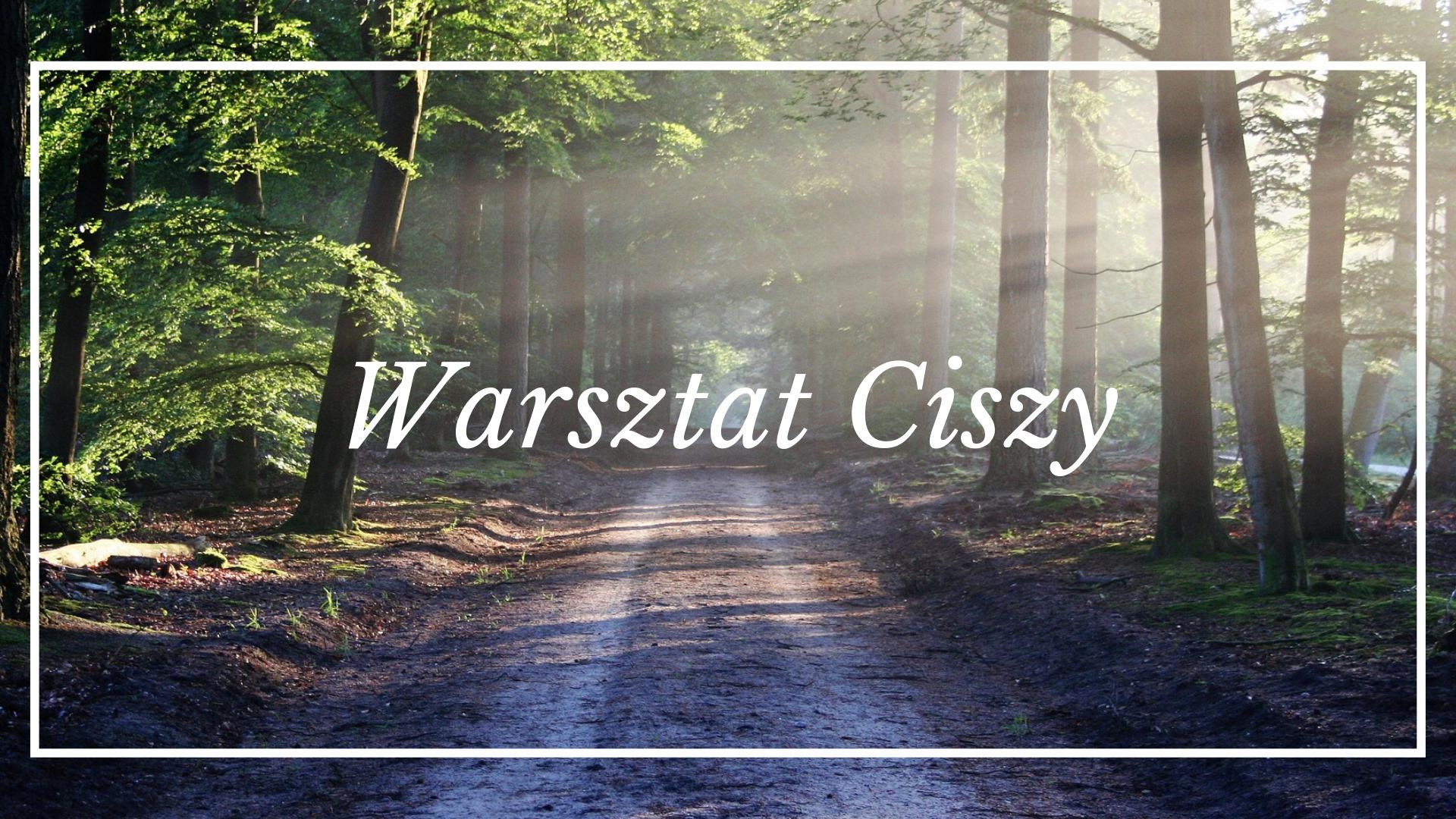 Warsztat Ciszy w Kazimierzu Dolnym