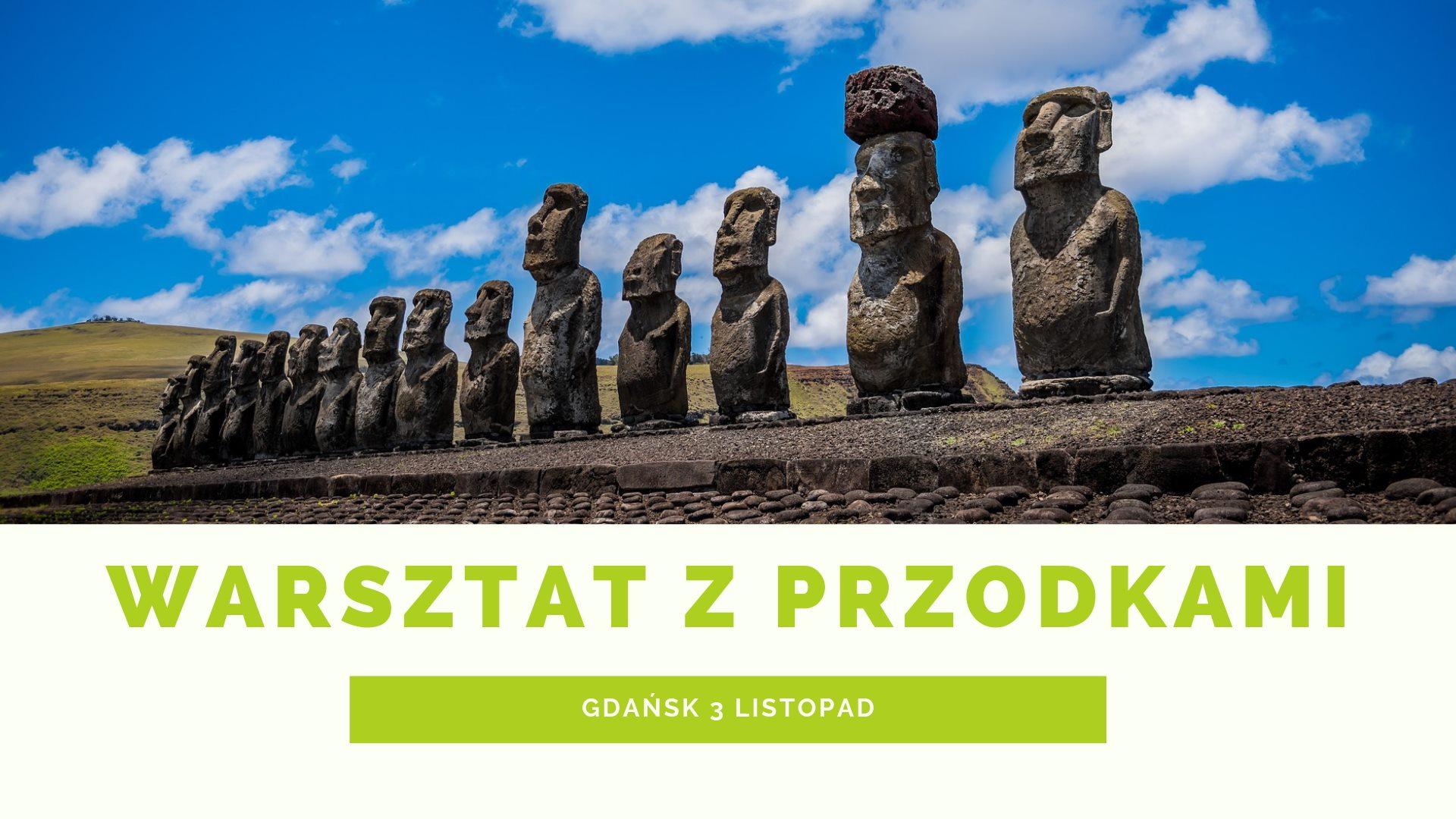 Warsztat z Przodkami w Gdańsku