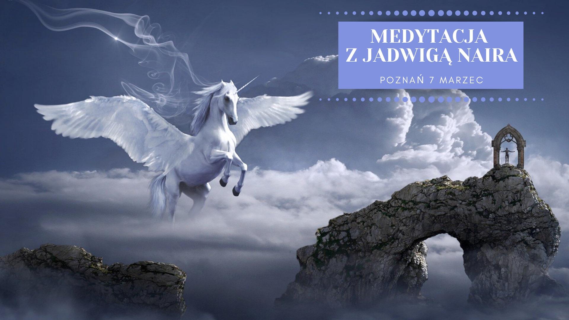 Medytacja z Jadwigą Nairą / Poznań
