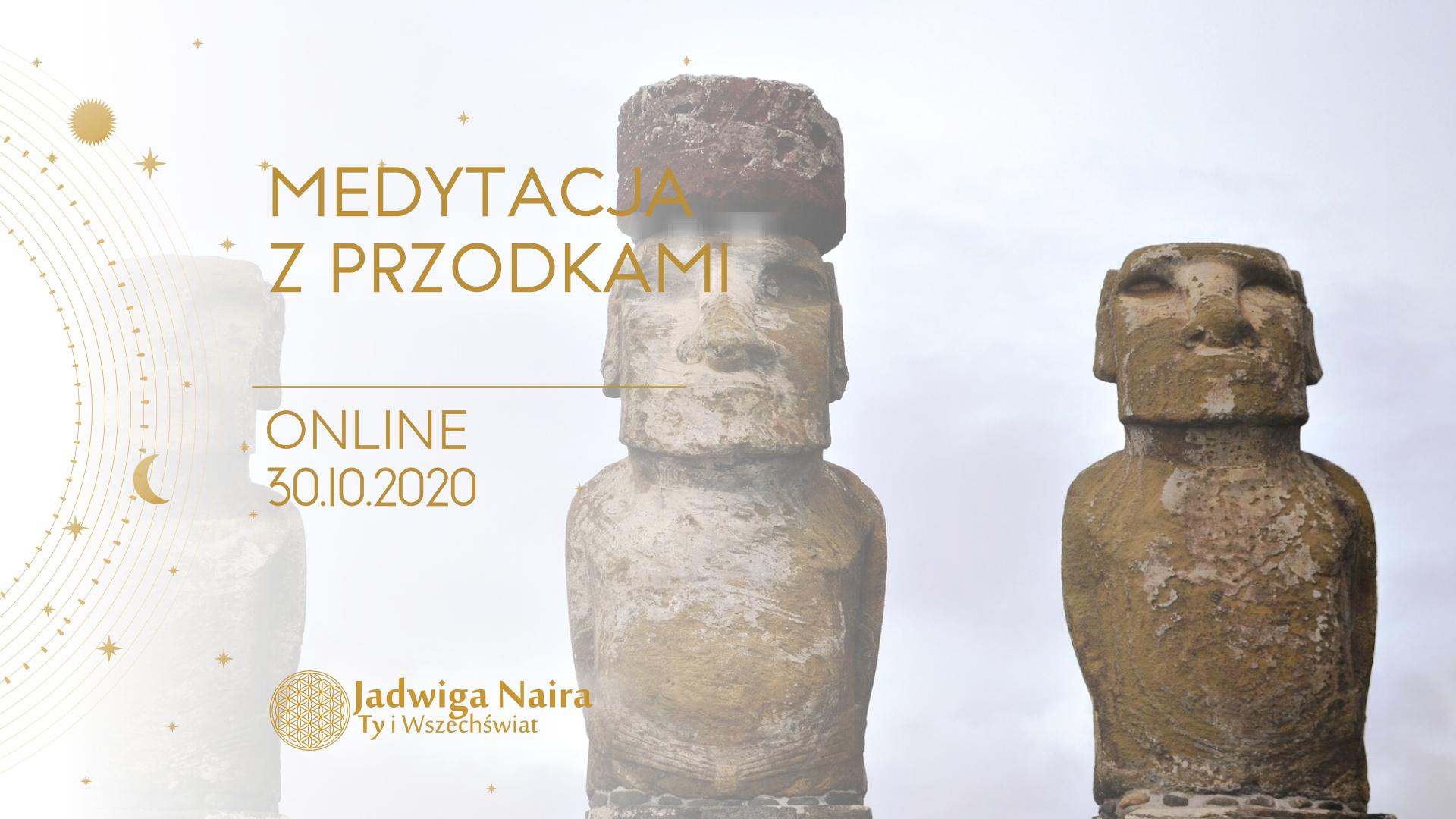 Medytacja online z Przodkami