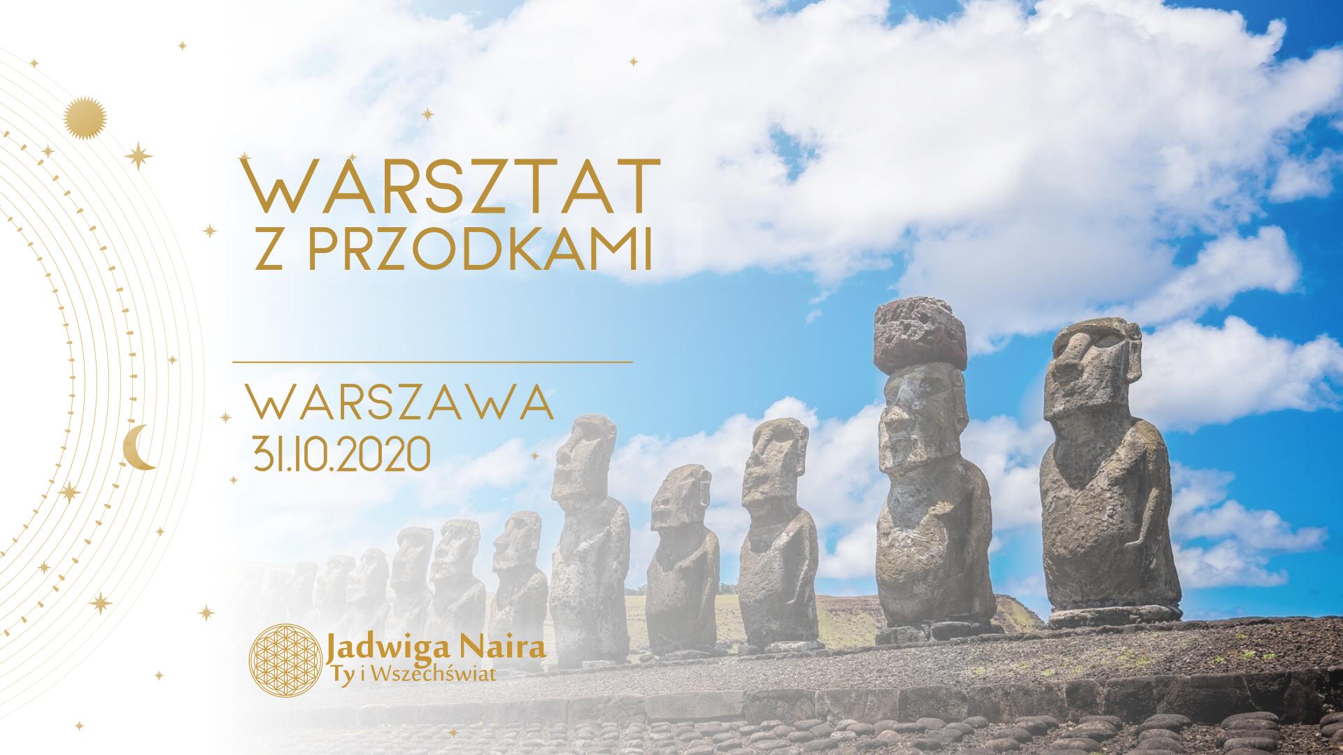 Warsztat z Przodkami / Warszawa