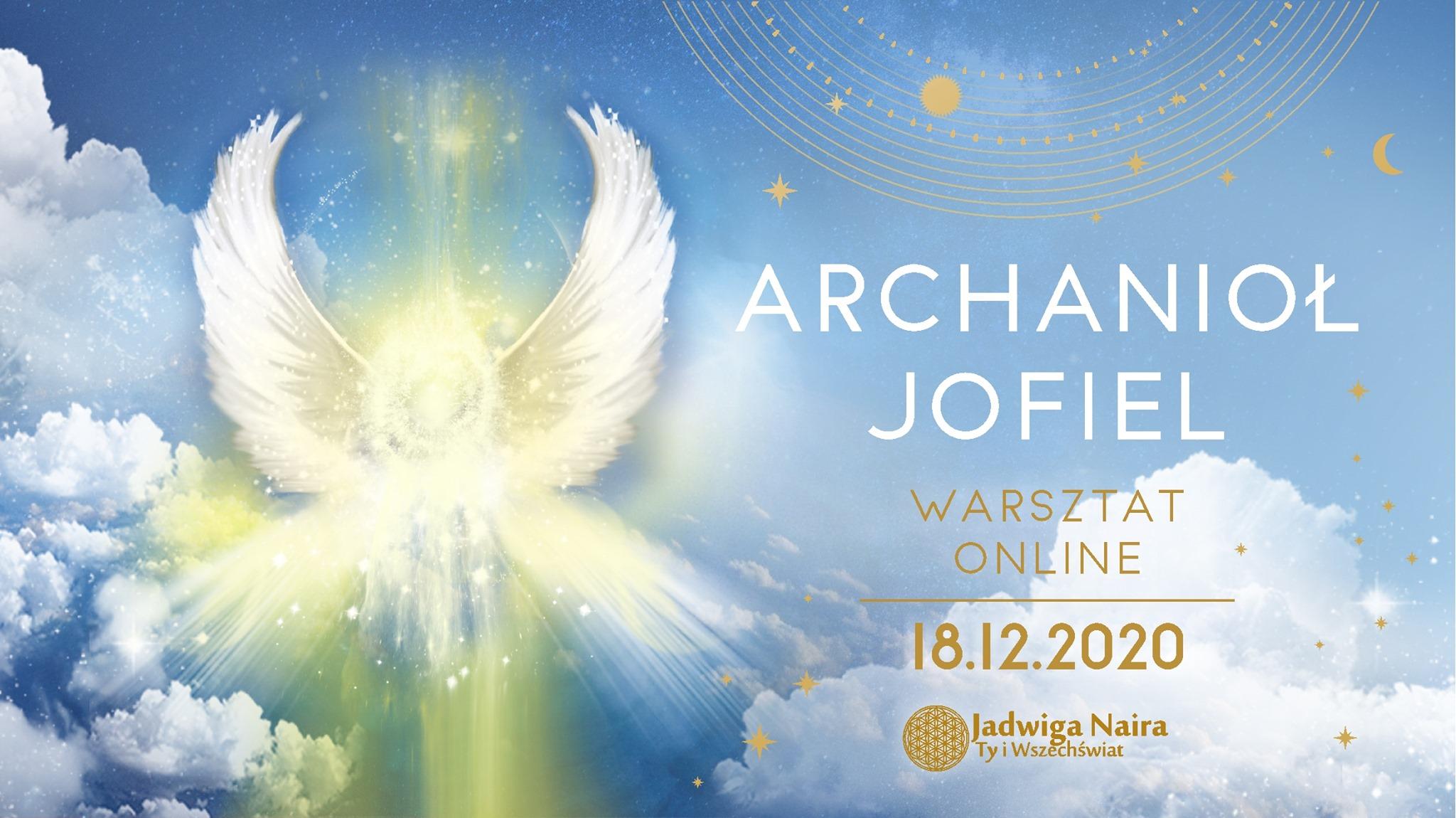 Warsztat Online - Archanioł Jofiel