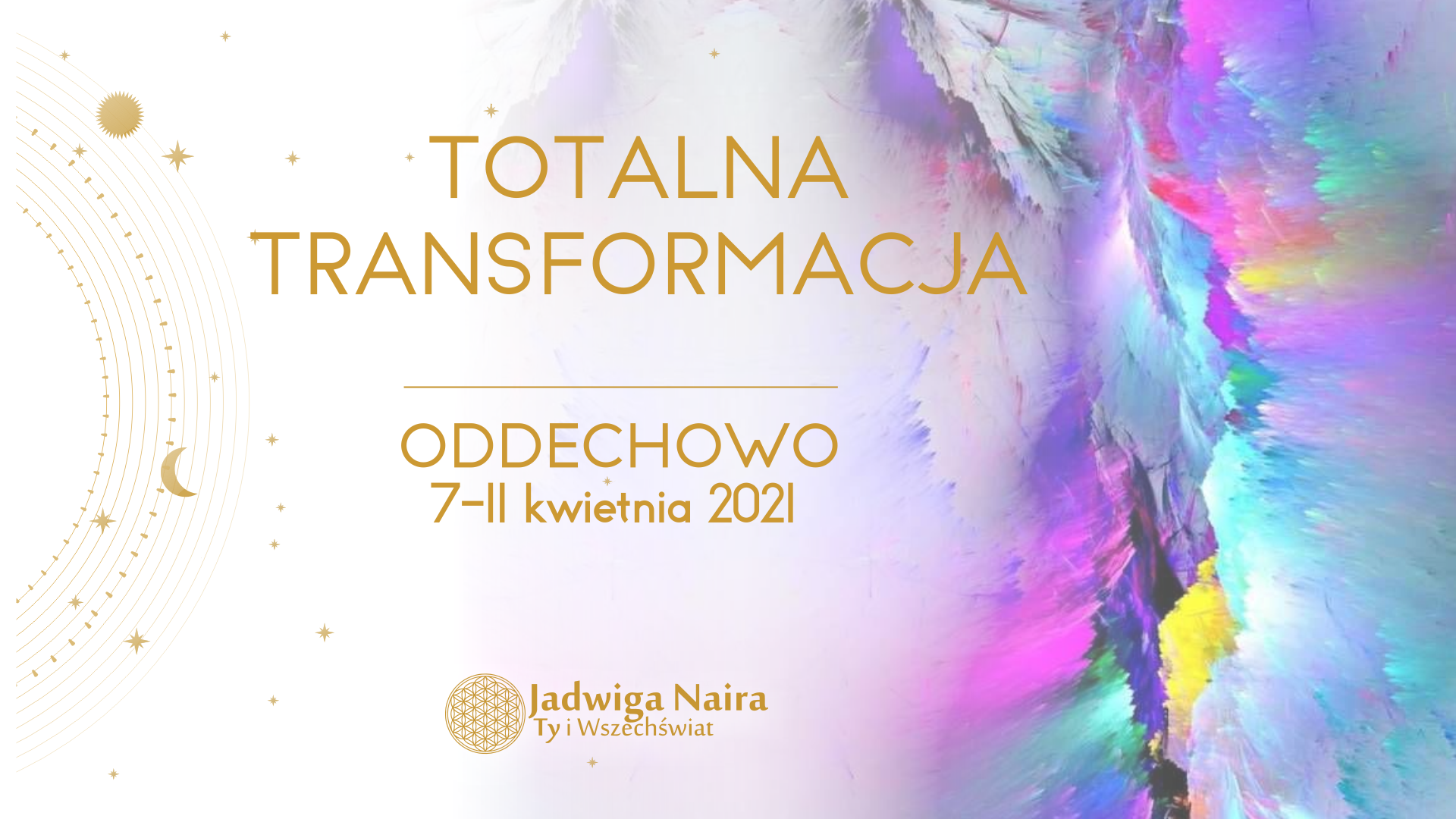 Totalna Transformacja / kwiecień 2021