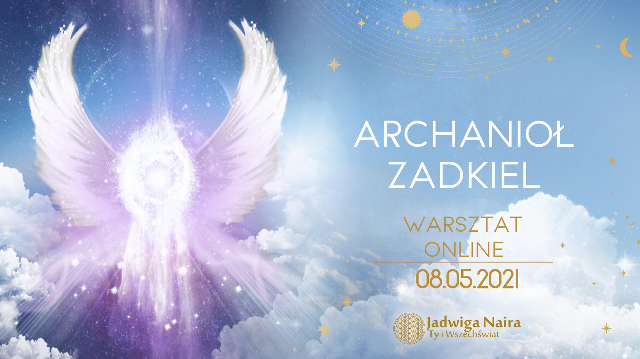 Warsztat Online - Archanioł Zadkiel
