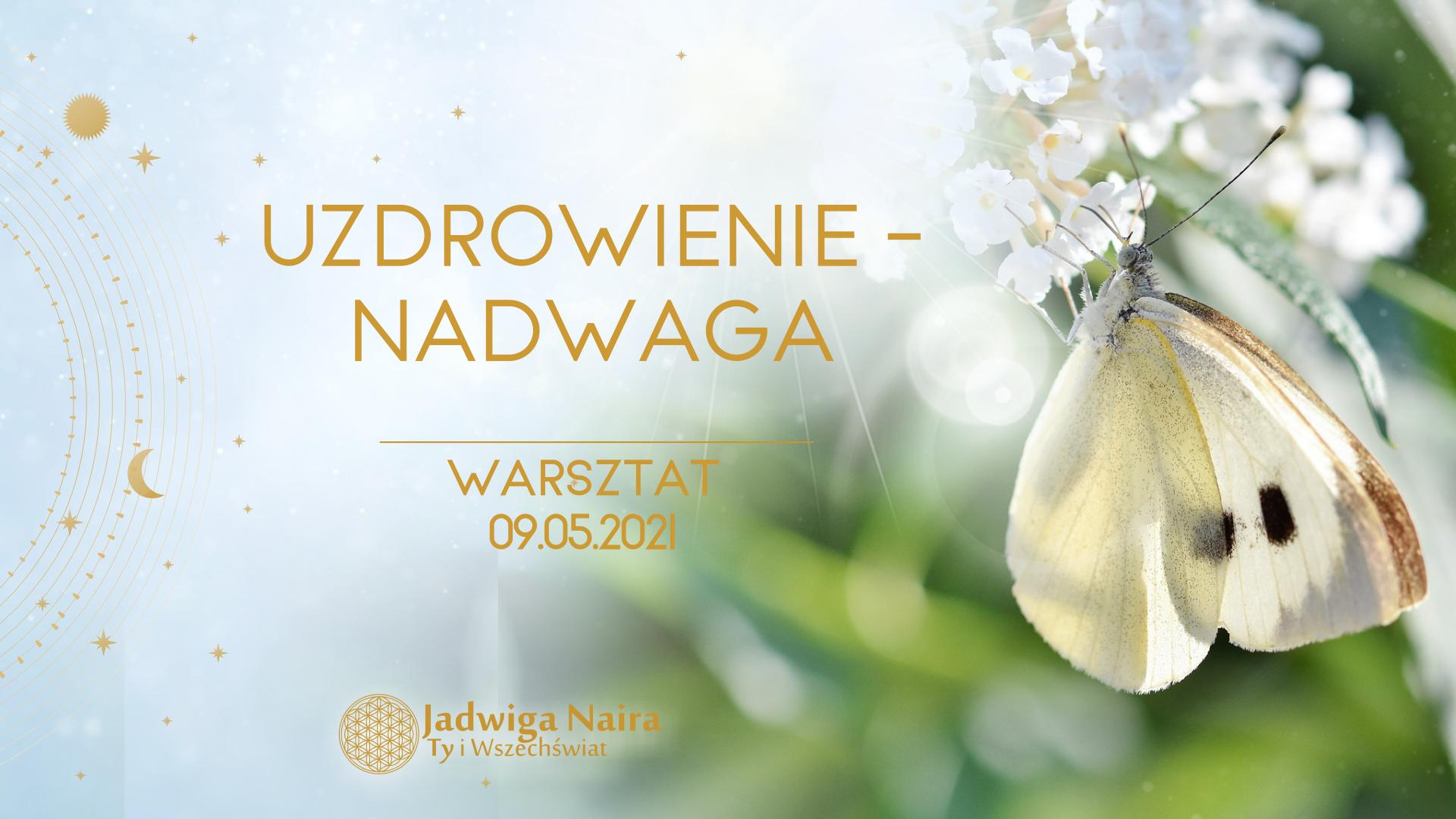Warsztat Uzdrowienie/Nadwaga- Online
